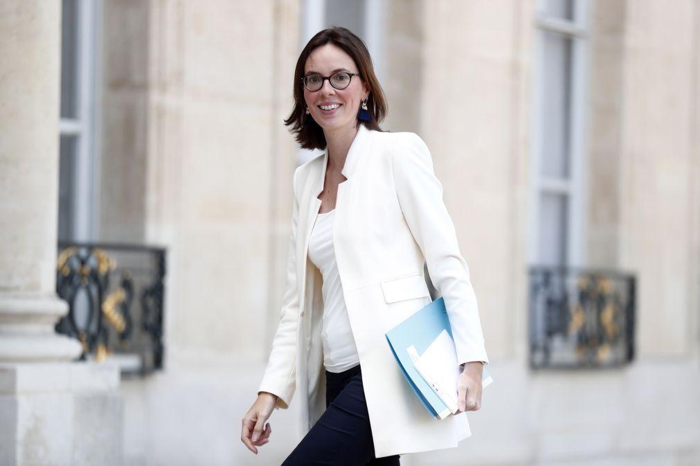 UE/Presidência: Teletrabalho mudará organização das administrações públicas -- ministra francesa