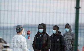 Migrações: Entradas irregulares na UE quase duplicam entre janeiro e março - Frontex