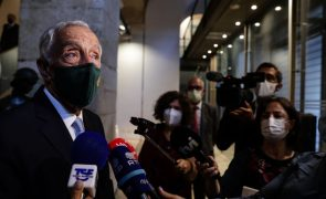 Marcelo considera que legislativas de 2023 devem servir para julgar uso dos fundos europeus