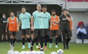 Euro2020: Pode parecer que estamos assim tão mal, mas não estamos, diz Pepe