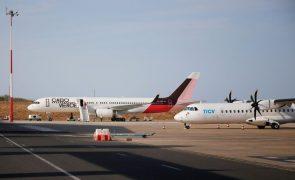 Oposição defende investigação à privatização da companhia aérea de Cabo Verde