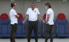 Euro2020: Fernando Santos recusa fazer