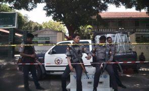 Pelo menos seis mortos em confrontos entre polícia e opositores em Myanmar
