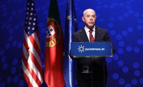 UE/Presidência: UE e EUA decidem criar grupo de trabalho para combater cibercrime