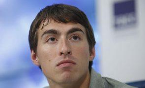 Atleta russo Shubenkov ilibado de doping causado por medicamento do filho