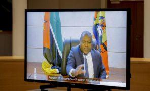 Presidente moçambicano Filipe Nyusi exorta SADC a acelerar integração económica