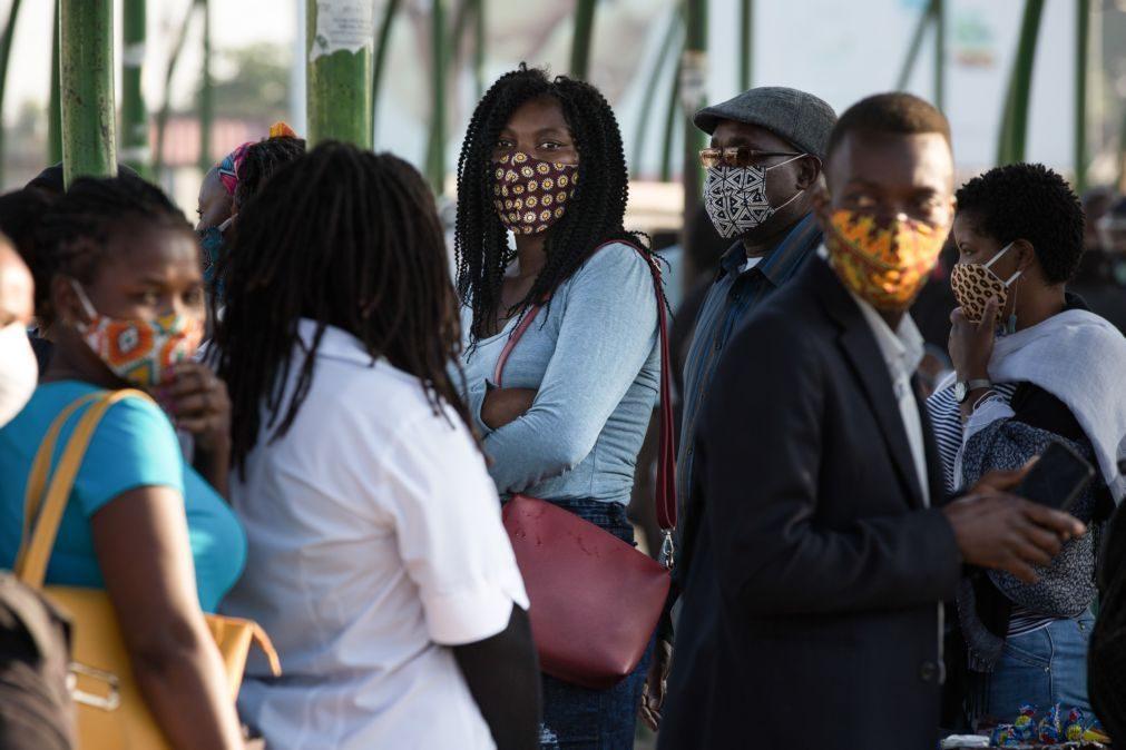 Covid-19: Mais quatro mortes e 198 novos casos em Moçambique