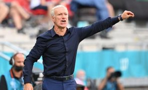 Euro2020: Deschamps fala em conseguir
