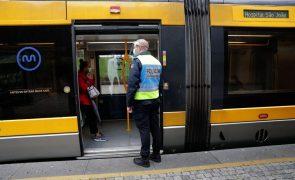 Covid-19: Metro do Porto reduz operação na noite de São João
