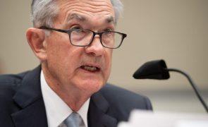 Wall Street perto de máximo histórico com presidente da Reserva Federal no Congresso