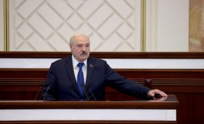 Lukashenko acusa Alemanha de