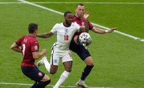 Euro2020: Inglaterra vence Grupo D e Croácia garante apuramento
