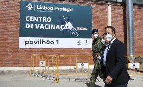 Covid-19: Centro de vacinação de