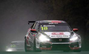Tiago Monteiro procura no Estoril a quinta vitória no WTCR em solo luso