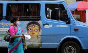 Covid-19: Índia ultrapassa 30 millhões de casos