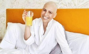 Joana Cruz anuncia regresso ao trabalho após seis meses de luta contra o cancro