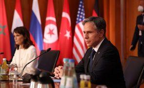 EUA pede aos aliados europeus frente conjunta contra a China