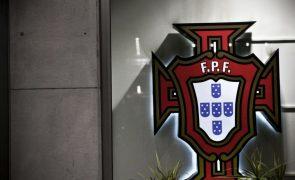 Federação Portuguesa de Futebol usa cores do arco-íris nas redes sociais