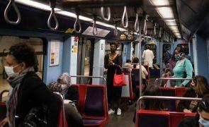Covid-19: Autoridade recebeu 44 queixas diárias sobre transportes em 2020