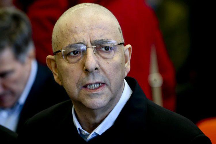 Morreu o presidente da Câmara de Matosinhos, Guilherme Pinto