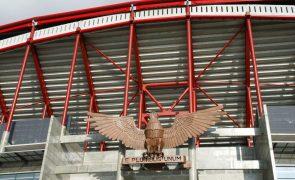 Avançado Rodrigo Pinho assina por cinco épocas com o Benfica