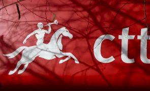 CTT concluem recompra de ações próprias com 1,5 milhões de títulos e 1% do capital