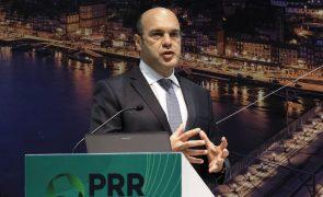 PRR: Siza Vieira diz que apoios às empresas podem chegar aos 2,3 mil ME