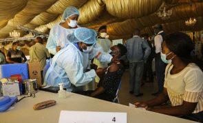 Covid-19: Angola com três mortes e mais 128 novos casos nas últimas 24 horas