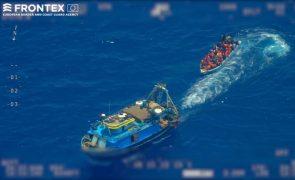 Frontex rejeita haver provas de envolvimento seu em devoluções ilegais