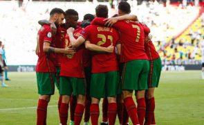 Portugal Soma e segue! Seleção nacional continua no Euro 2020