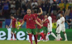 Portugal e França empatam e passam ambos aos oitavos do Euro2020 [vídeos]