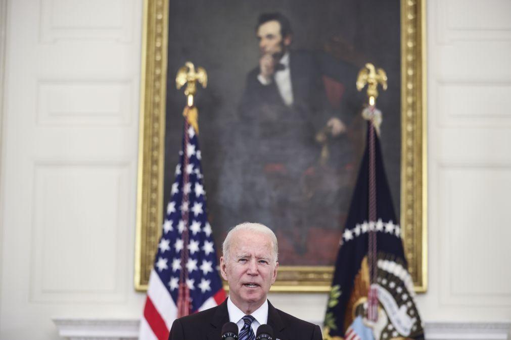 Biden prepara-se para anunciar plano de combate a onda de crime violento