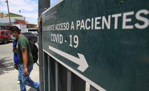 Covid-19: México com 342 mortos nas últimas 24 horas