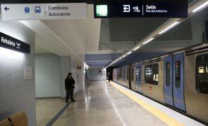 Greve no Metro de Lisboa condiciona circulação até às 10:15
