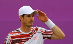 Tóquio2020: Bicampeão Andy Murray vai defender títulos nos Jogos Olímpicos