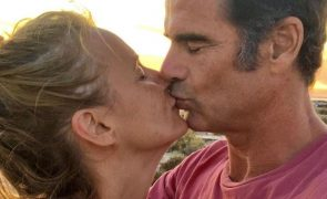 Viúva de Pedro Lima andou 85 km a pé no dia em que se assinalou um ano da morte do ator