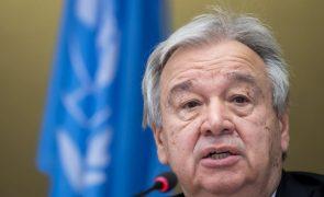 Covid-19: Mundo não se está a mostrar à altura da ocasião na partilha das vacinas - Guterres
