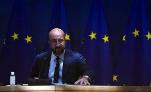 UE/Cimeira: Michel quer defesa dos valores e Guterres condena discriminação na Hungria