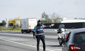 Covid-19: Entradas e saídas na AML voltam a ser proibidas no fim de semana