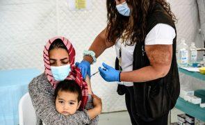 Covid-19: ONU contra barreiras às vacinas para refugiados e requerentes de asilo