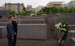 EUA e Alemanha apelam a combate contra o ressurgimento do antissemitismo