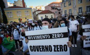 Ministério Público abre inquérito à manifestação do Movimento Zero