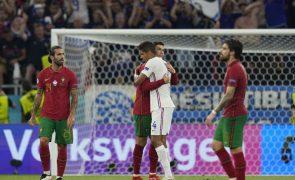 Euro2020: Portugal-França foi o mais visto do campeonato até agora