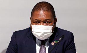 Covid-19: PR moçambicano agrava medidas de prevenção face a terceira vaga