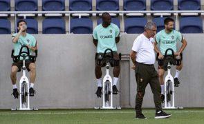 Euro2020: Santos mantém