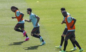 Euro2020: Portugal realiza último treino em solo húngaro antes de viajar para Sevilha