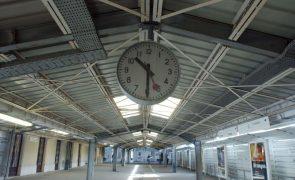 CP realizou 66 ligações ferroviárias das 70 programadas até às 06:00 devido à greve