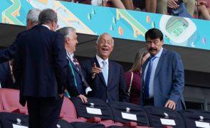 Euro2020: Ida do PR a Sevilha para assistir aos oitavos de final aprovada com uma abstenção