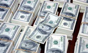 Brasil regista excedente de 3,1 mil milhões de euros em transações externas em maio