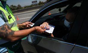 Covid-19: Automobilistas concordam e estão a cumprir com restrições de circulação na AML